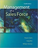 img - for Management of a Sales Force by Rosann Spiro (2007-01-17) book / textbook / text book