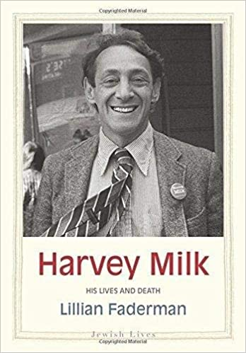 cover image, Harvey Milk: His Lives and Death