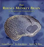 img - for The Rhesus Monkey Brain in Stereotaxic Coordinates book / textbook / text book