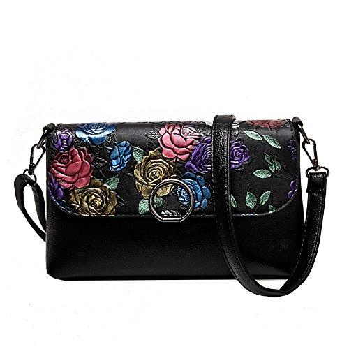 Gwqgz Handbag Fashion Casual Painted Ladies Gwqgz Fashion Shoulder Joking Bag Ovzq1wxdB