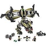 LEGO - Atraco huracanado, juego de construcción (70164)