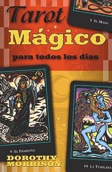 Tarot Magico Para Todos Los Dias 0738705101 Book Cover