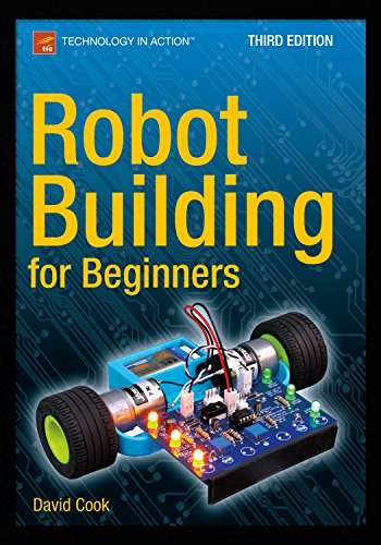Download Robot Building for Beginners, Third Edition Pdf