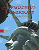 img - for Approaching Democracy, California Edition (5th Edition) book / textbook / text book