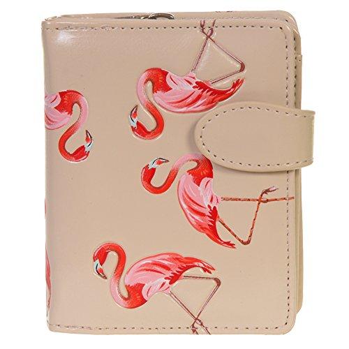 Shagwear Womens Wallets Zipper Pocket