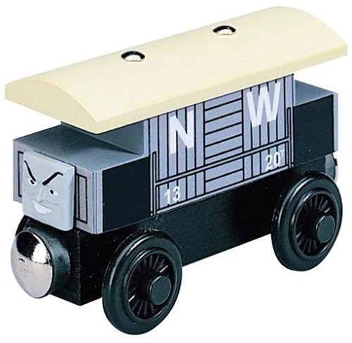 Learning Curve NW Brakevan - Retired Thomas Tank Engine -...