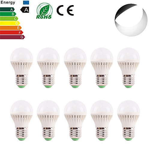 Vander 2W Energy Save LED Light Bulb E27 E26 Lamp,pack