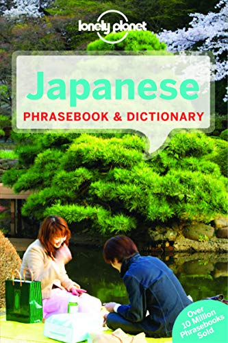 Lonely Planet Japanese Phrasebook & Dictionary (Lonely Planet Phrasebooks) ()