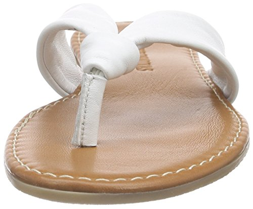 ARQUEONAUTAS 6187 - Mules Mujer Blanco - blanco (blanco)