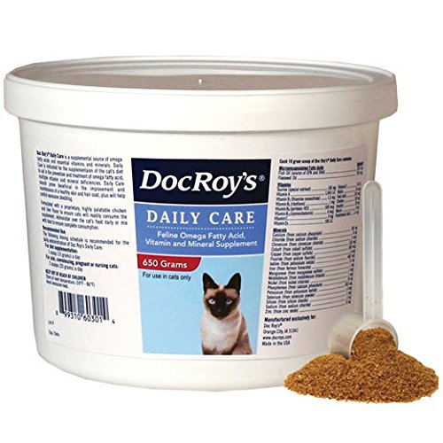 Doc Roys Feline Daily Care Granules 650gm for cats and kittens by Doc Roy's