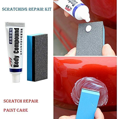 Premium Car Scratch Removal Kit - Miracle Car Scratch Removal Kit ()