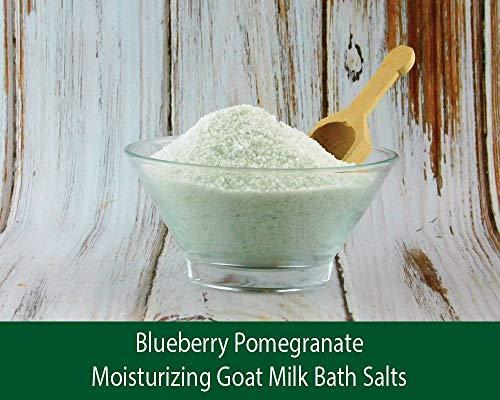 (Goat Milk Bath Salts-Fruity)