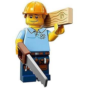 LEGO Minifigures Series 13 Carpenter Construction Toy