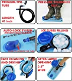 FREEMOVE 2L Hydration Bladder Pack & Cleaning Kit