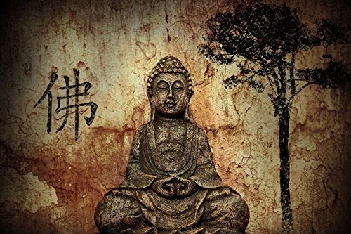 MOMENT Buddhist Art Meditation Inspirational Spiritual Decor Nuolanart P1L6090 002 product image