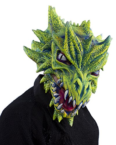 Zagone Studios UV Black Light Reactive Dragon