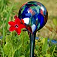 Milford Collection Hydroglobe plant waterer decoration - Medium