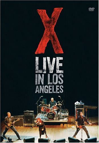 X - Live In Los Angeles - Stores Los Angeles In Rock