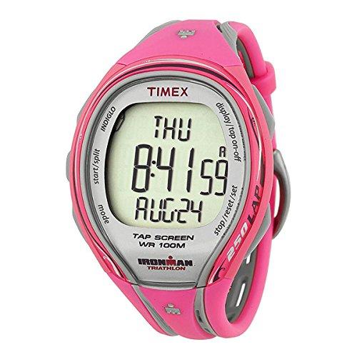 (Timex Women's Quartz Resin Watch, Color:Pink (Model: T5K591))