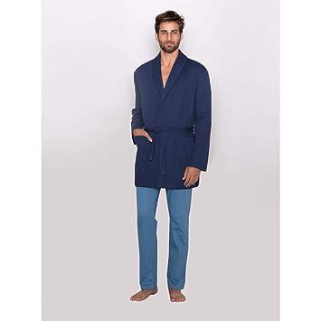 14626 Abbigliamento Vestaglie e kimono giacca da camera uomo