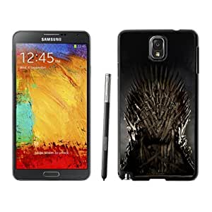 New Zeng Custom and Personalized Cell Phone Case Design with Game Of Thrones Swords Throne Movie Poster Galaxy NOTE 3 N900P Wallpaper