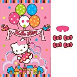 "Hello Kitty Witty Birthday Party Game Activity Pack (13 Pack), Multi Color, 37.5"" n x 24.5""."