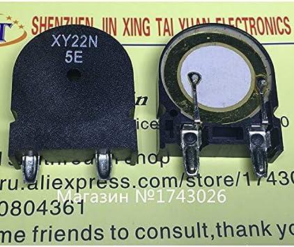 Alarma pasiva de zumbador piezoeléctrico vertical alarma especial horno de microondas con campana extractora de 20 P 22 mm y tiempos; 7 mm (50 PCS) ic: Amazon.es: Bricolaje y herramientas