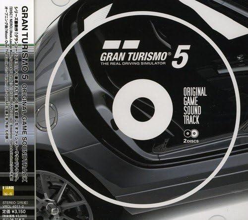 GRAN TURISMO 5 ORIGINAL GAME SOUNDTRACK