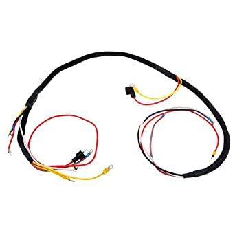 Amazon.com: 8N14401B Wiring Harness for Ford New Holland Tractor 8N with  Front Mount Distributor: Industrial & ScientificAmazon.com