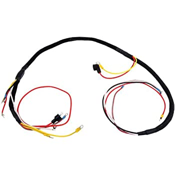 amazon com complete tractor 1100 0581hn wiring harness for ford 2n rh amazon com