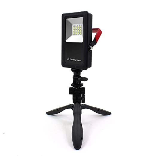EFGS Foco Lámpara Proyector LED 30W, Luz Portátil para ...