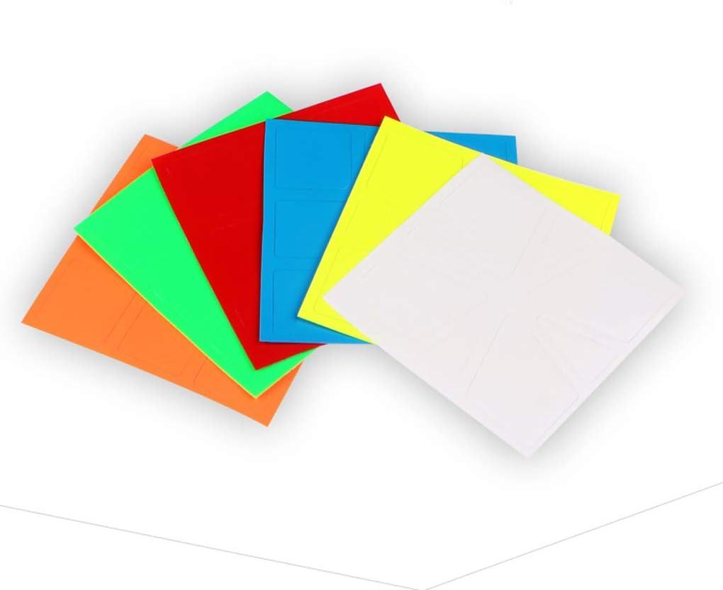 TOYESS Zauberw/ürfel Axis Cube 3x3 Stickerless Transformer Cube 3x3x3 3D Puzzle W/ürfel Spielzeug f/ür Kinder
