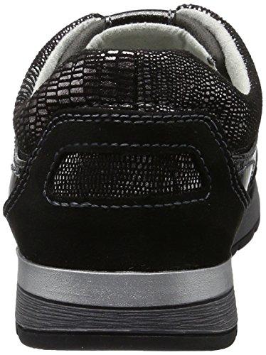 Damen Comb 24664 Schwarz 098 Softline Black Slipper z0X0w7