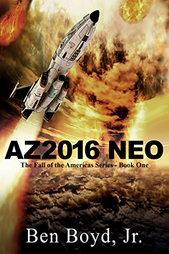 AZ2016 NEO (The Fall of the Americas Book 1)