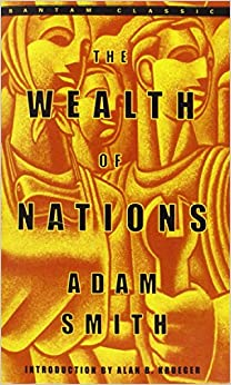 a review of adam smith book wealth of nation Free summary and analysis of book i, chapter 1 in adam smith's the wealth of nations that won't make you snore we promise.