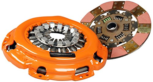 - Centerforce DF505018 Dual Friction Clutch Pressure Plate and Disc