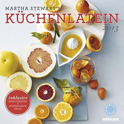 Küchenlatein 2013 Broschürenkalender