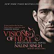 Visions of Heat: Psy-Changeling, Book 2 | Nalini Singh