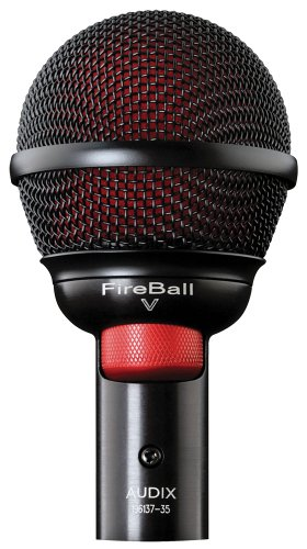 Audix FireBallV Dynamic Microphone, Cardioid by Audix
