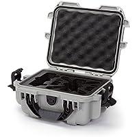 Nanuk 905 Waterproof Hard Drone Case with Custom Foam Insert for DJI Spark – Silver