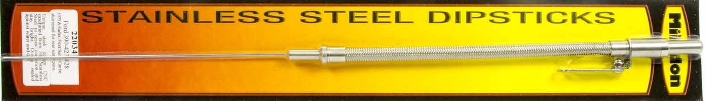 Milodon 22034 Stainless Steel Dipstick for Ford 390//428