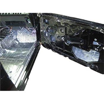 for 77-86 e23 BMW In Cabin Kit 6123cm2 Zirgo 314806 Heat and Sound Deadener
