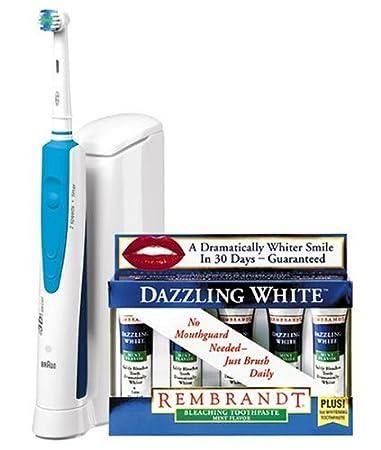 Amazon.com: Oral B d17545 3d Excel Pulsating cepillo para ...