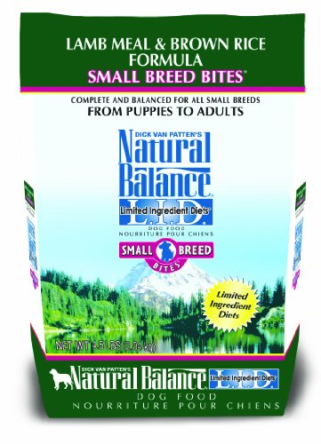 natural balance lamb and rice - 8