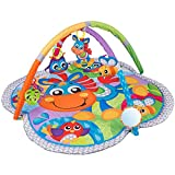 Playgro Clip Clop Musical Activity Gym for Baby Infant Toddler Child 0186991, Playgro is Encouraging Imagination with STEM/STEM for a Bright Future - Great Start for a World of Learning