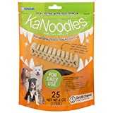 KaNoodles Premium Dental Chews, Small/6-Ounce, 25-Pack