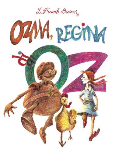 Amazoncom Ozma Regina Di Oz Italian Edition Ebook