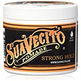 Suavecito Pomade Strong Hold for Men Pomade 4 oz