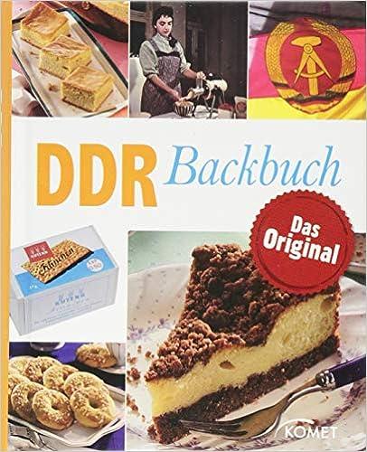 DDR Backbuch - Das Original