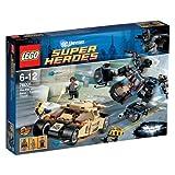LEGO (LEGO) Super Heroes Batman vs Bane: Tumbler Chase 76001